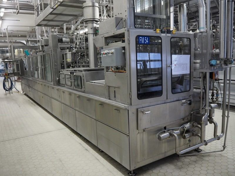 Industrial Auctions veilt machines FrieslandCampina