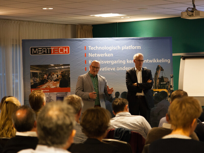 Meattech hoopt in september weer events op te starten