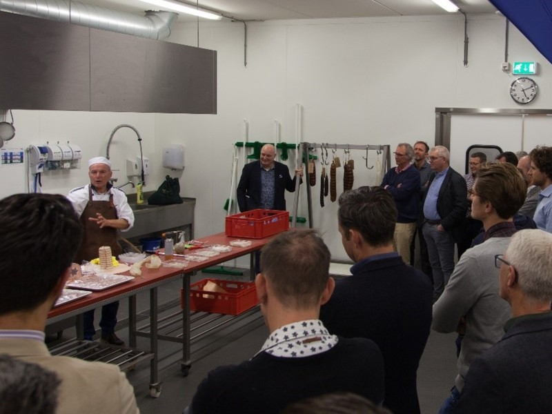 Seminar Hybride Vleesproducten: Meat & Friends