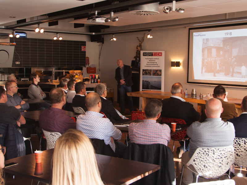 Seminar Meattech: knowledge is the key to success